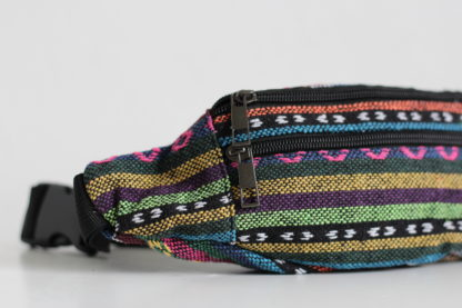 Fanny Pack Aztec Party Detail