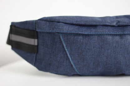 Fanny Pack Bluez Detail