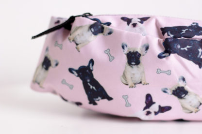 Fanny Pack Doggy Bag Detail